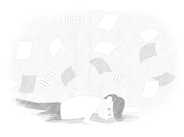 Как узнать списали ли долги
