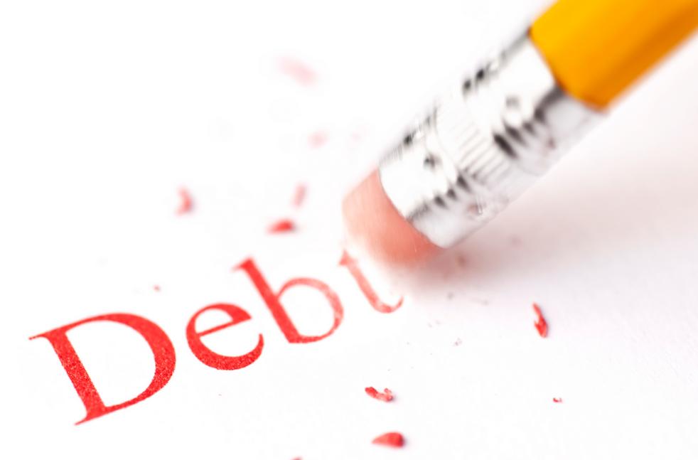 что значит безнадежный кредитный долг списан подарки для детей
