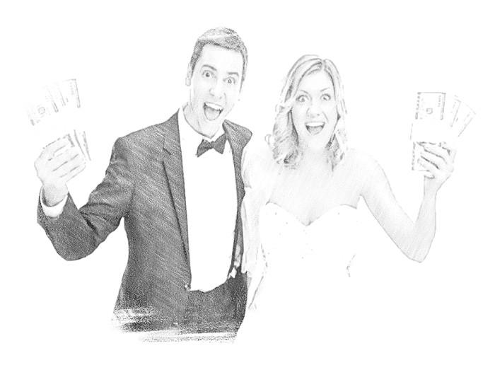 Кредит на свадьбу от банка Хоум Кредит