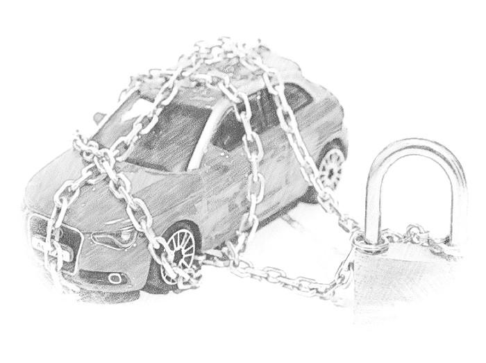 Обычно судебные тяжбы длятся около трех месяцев и заканчиваются арестом автомобиля