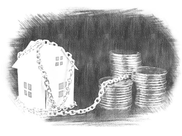 Арест на имущество нерадивого гражданина страны возможен вследствие неуплаты налогов