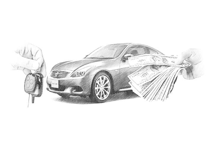 Когда стоит продать кредитное авто