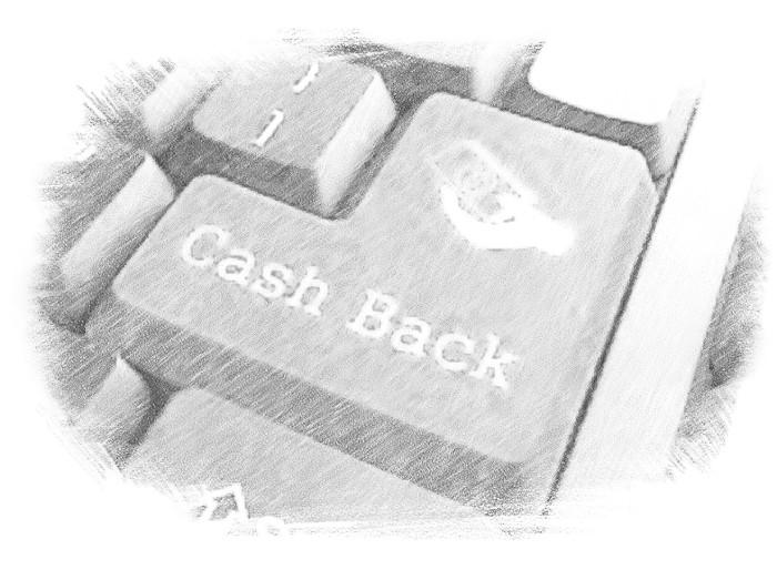Некоторые банковские организации предлагают дополнительную опцию кэшбек