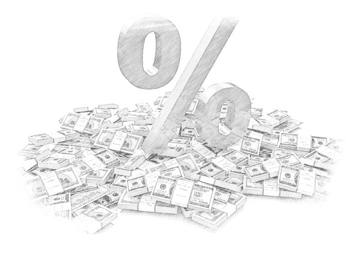 По амнистированию предусмотрено, что заемщик сначала выплачивает полностью тело кредита и только после этого начинает гасить проценты