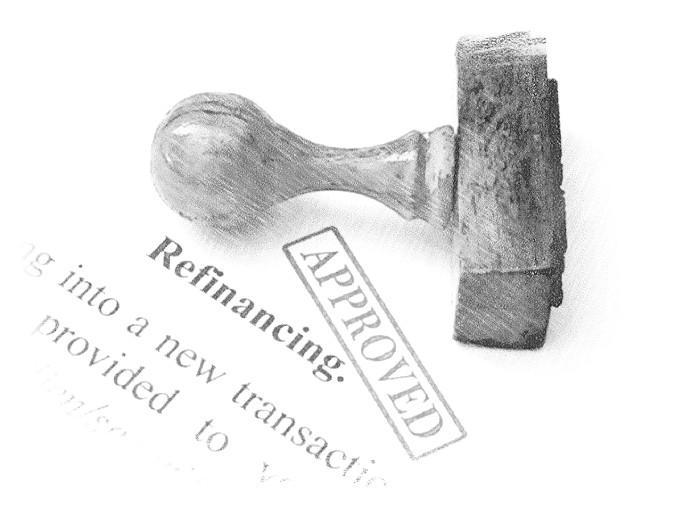 Обратитесь в банк с просьбой реструктуризации своего долга