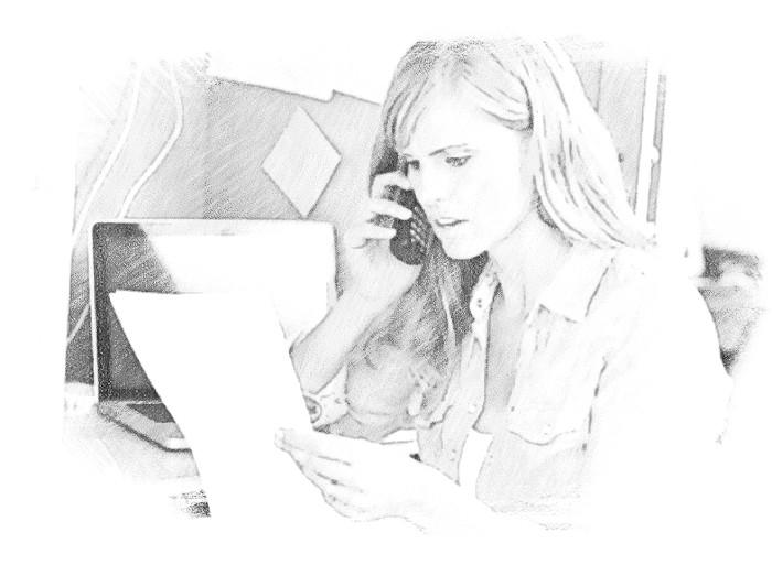 Звонки коллекторов на рабочий телефон