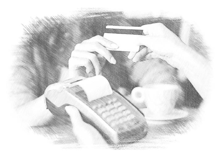 Оплата покупок по безналу происходит без изъятия дополнительных комиссий только у партнеров