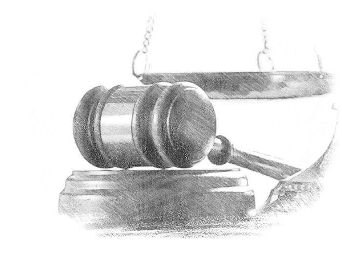 В ситуациях, когда права не соблюдаются, есть видимые нарушения, следует обращаться в судебные органы