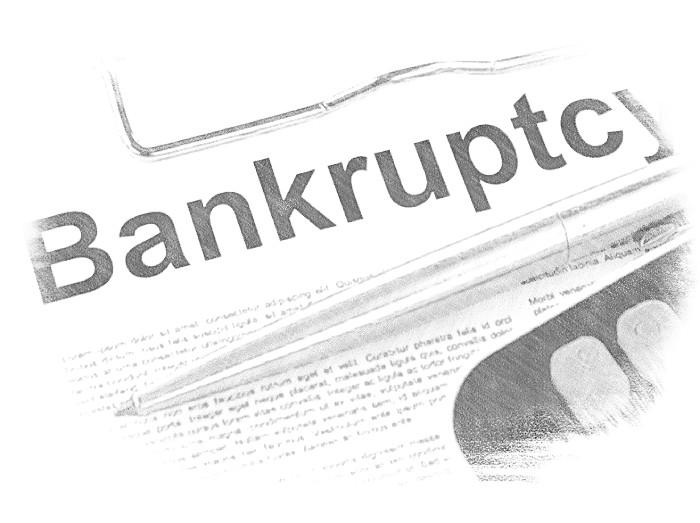 При процедуре банкротства предприятие расплачивается с долгами, получает судебную защиту и ликвидируется законно
