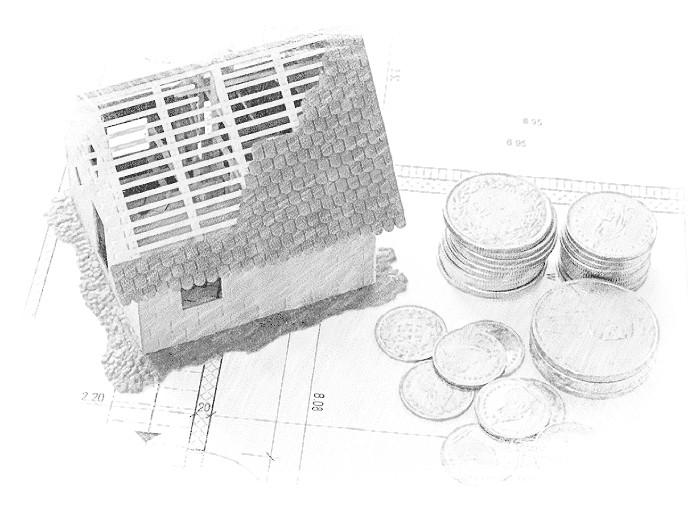 К разрешенным работам относятся: пристройка, возведение жилой недвижимости с нуля, проведение ремонтных работ по изменению планировки