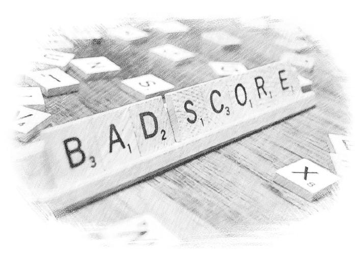 Банки редко идут на риск сотрудничества с клиентами с плохой кредитной историей