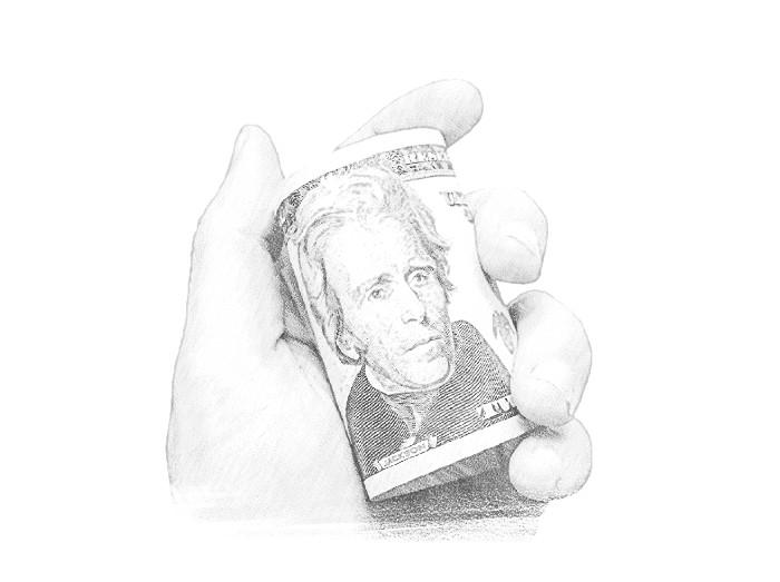 Кредит наличными безработным можно получить и с частных рук
